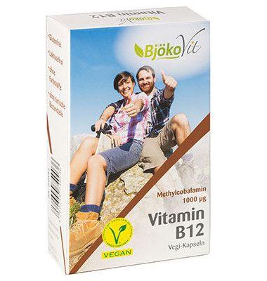 Bjökovit VITAMIN B12 60 Kapseln