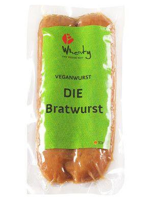 Topas Wheaty BRATWURST