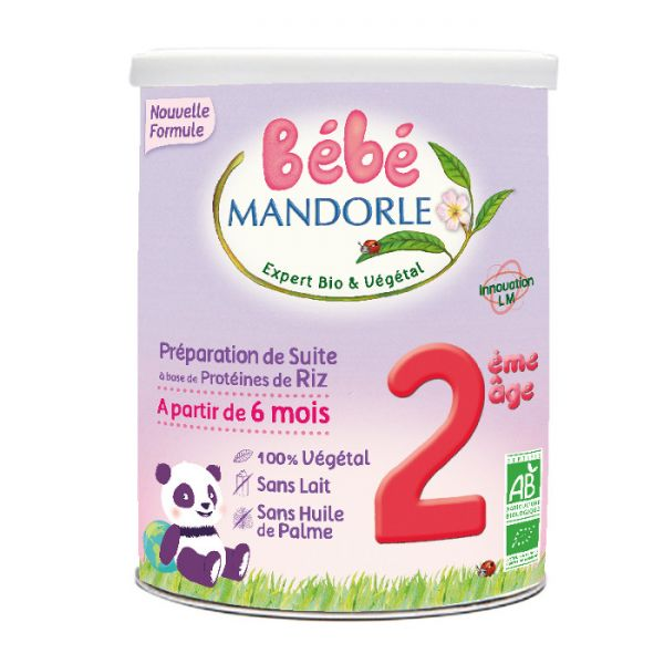 La Mandorle BABY FOLGEMILCH-ALTERNATIVE AB 6 MONATE