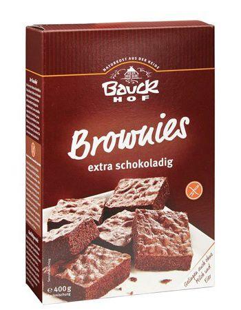 Bauckhof BROWNIES Glutenfrei