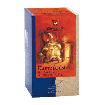 Sonnentor KAMINKNISTERN FRÜCHTETEE