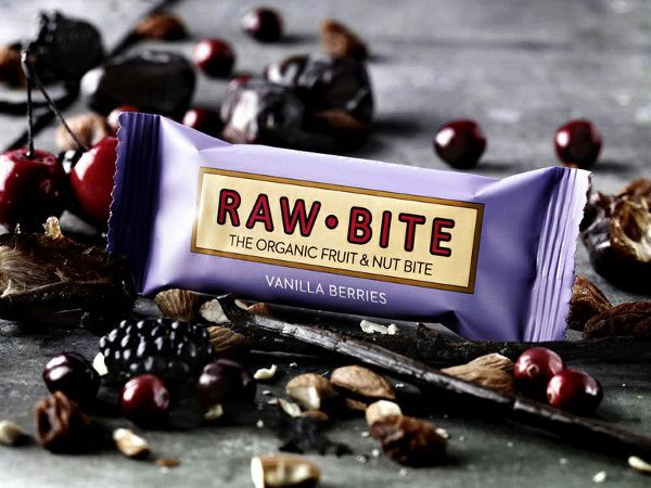 Raw Bite VANILLA BERRY