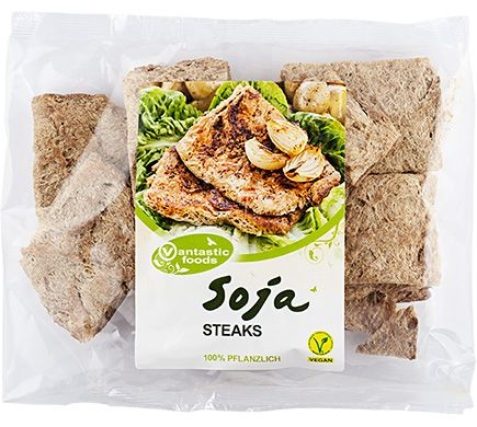 Vantastic Foods SOJA STEAKS 200g