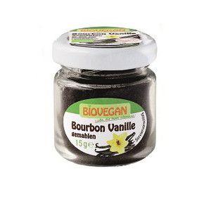 BioVegan BOURBON VANILLE 15g