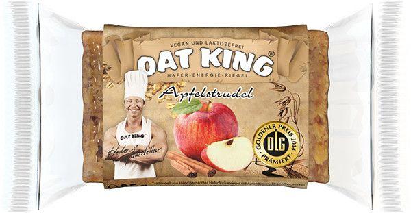 Oat King APFELSTRUDEL