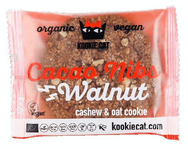 Kookiecat WALNUT CACAO