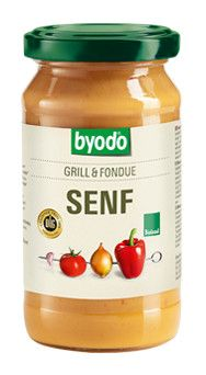 Byodo GRILL & FONDUE SENF