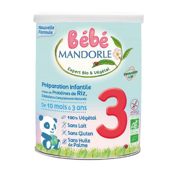 La Mandorle BABY FOLGEMILCH-ALTERNATIVE 10 MONATE BIS 3 JAHRE