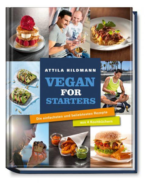 Attila Hildmann VEGAN FOR STARTERS