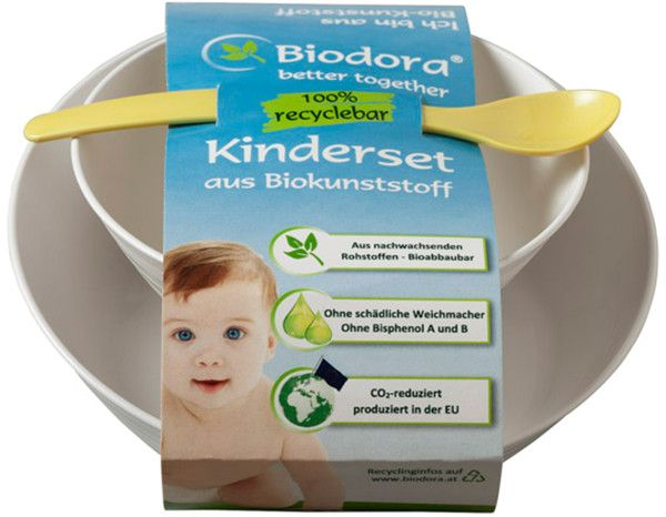 Biodora KINDERSET