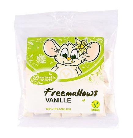 Vantastic Foods FREEMALLOWS Vanille Marshmallows