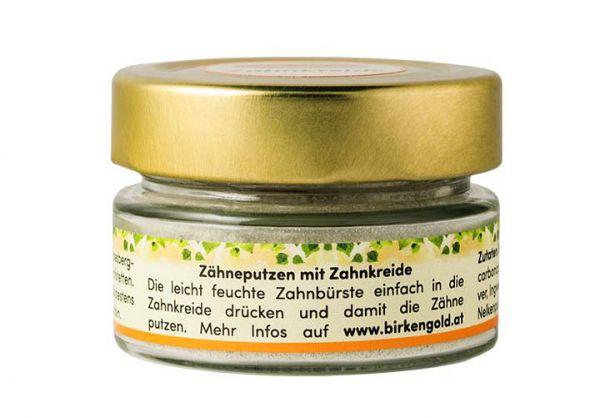 Birkengold ZAHNKREIDE XYLIT / BIRKENZUCKER