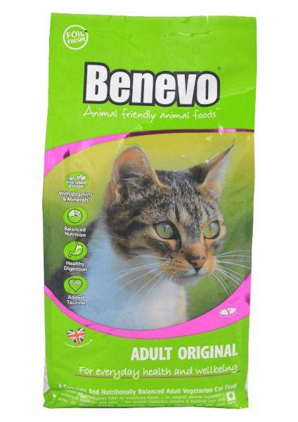 Benevo CAT TROCKENFUTTER 2kg