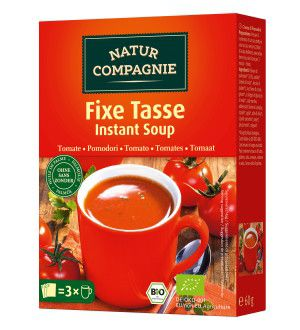 Natur Compagnie FIXE TASSE TOMATE
