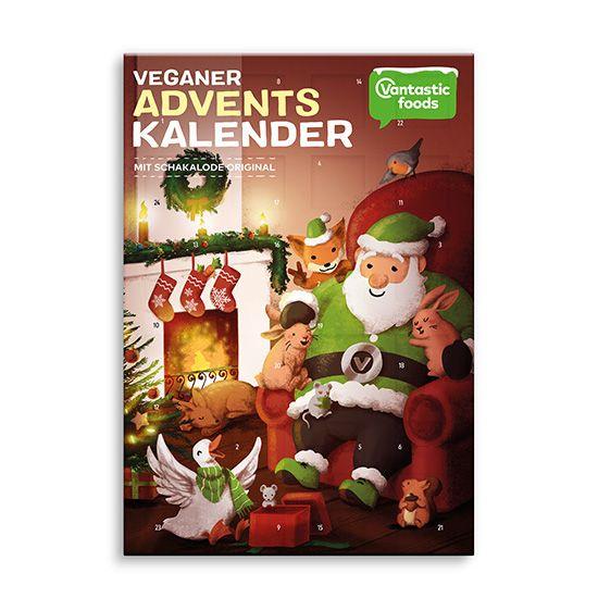 Vantastic Foods ADVENTSKALENDER Original