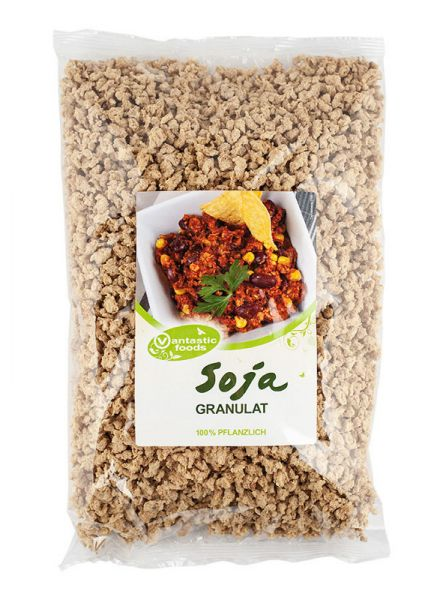 Vantastic Foods SOJA GRANULAT GROB 500g