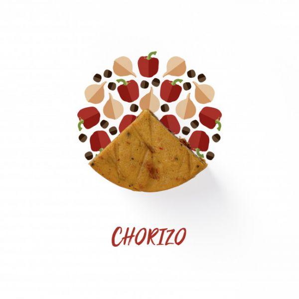 Happy Cheeze CHORIZO GEREIFT