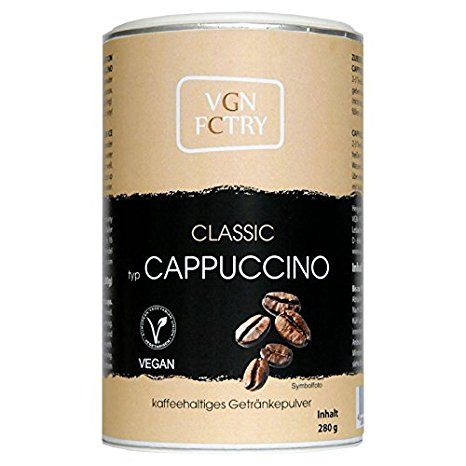 Vgn Fctry CAPPUCCINO CLASSIC