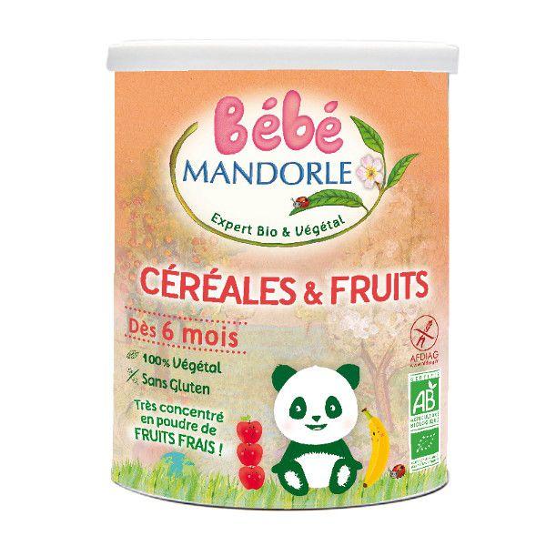 La Mandorle BABY GETREIDE-FRÜCHTE MIX AB 6 MONATE GLUTENFREI